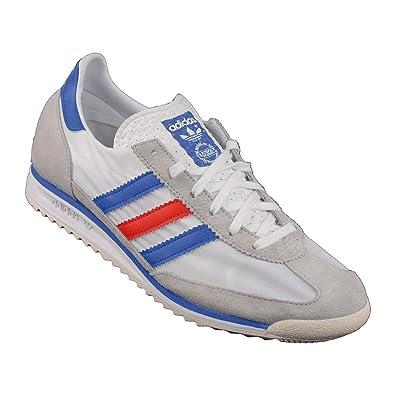 0bd71bd15ce2 adidas SL 72 Trainers for Men White Size  6.5 UK  Amazon.co.uk ...