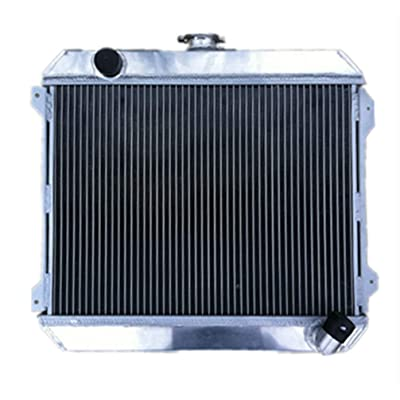 3 Row 1975-1979 for Nissan Stanza Datsun 620 Aluminum Radiator: Automotive
