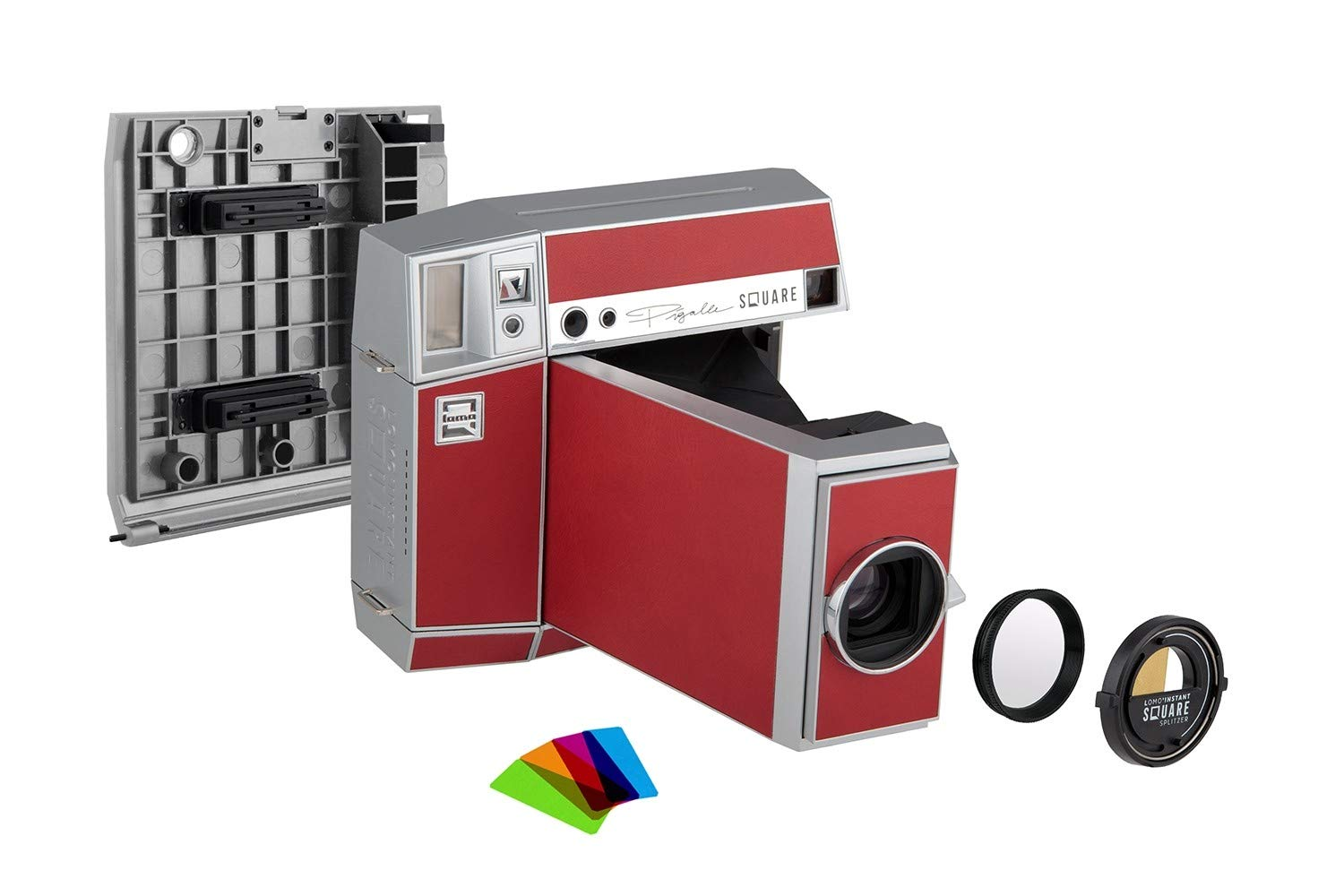 Lomography Lomo'Instant Square Glass Combo Pigalle - Instant Camera by Lomography (Image #1)