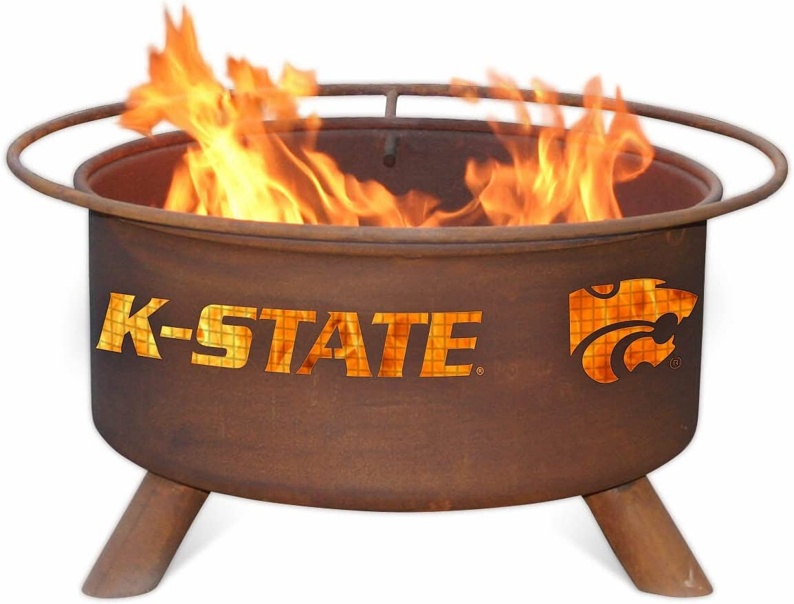 Patina F406 Kansas State Fire Pit
