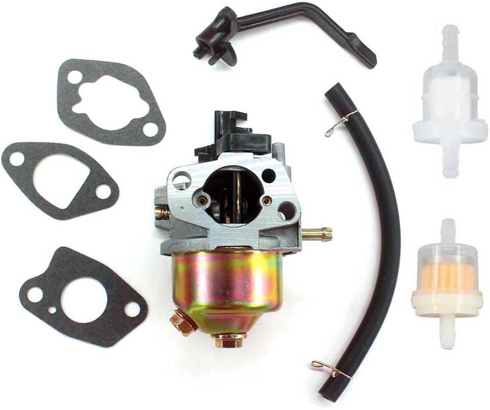 amazon.com : aisen carburetor carb gasket fuel filter for sears craftsman  rototiller 951-12785 951-12124 951-10797 751-10797 : garden & outdoor  amazon.com
