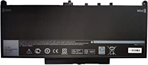 EndlessBattery New J60J5 Replacement Battery Compatible with Dell Latitude E7270 Latitude E7470 MC34Y 242WD PK03XL(7.6V-55Wh)
