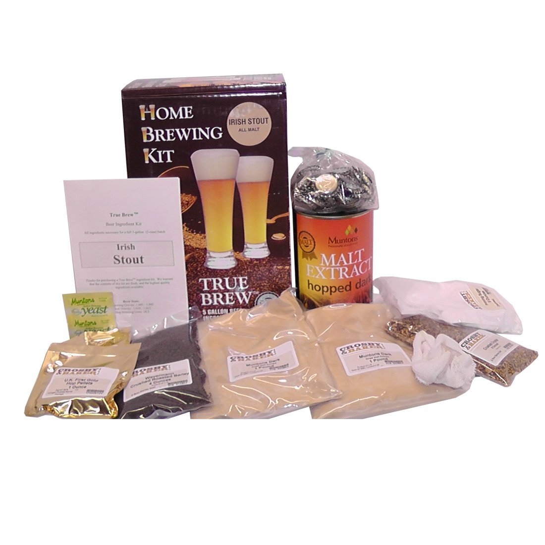 Home Brew Lager Kits Reviews