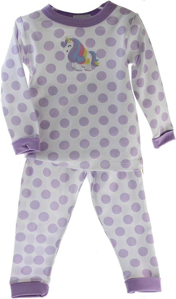 Magnolia - Conjunto de pijama de algodón para bebé y niña, diseño ...