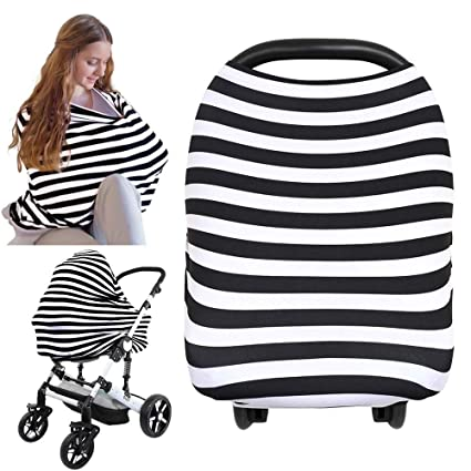Carseat Canopy Cover - The Most Universal Canopy Baby Car Seat Cover