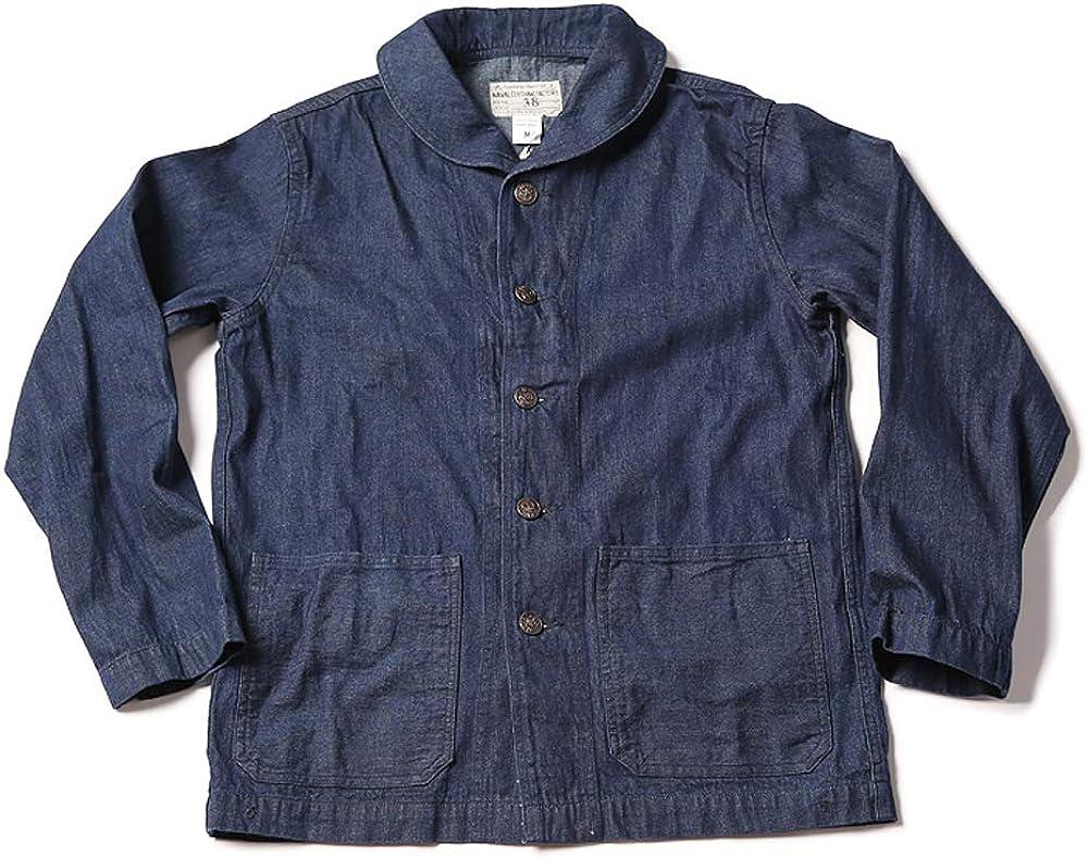 1920s Style Men's Shirts | Peaky Blinders Shirts and Collars Repro USN Dungaree Jumper 1922 Model $85.99 AT vintagedancer.com
