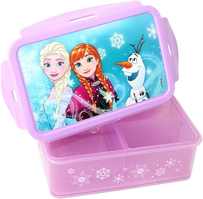Disney Caja Merienda   Lunch to Go Frozen   Caja de Desayuno: Amazon.es: Juguetes y juegos