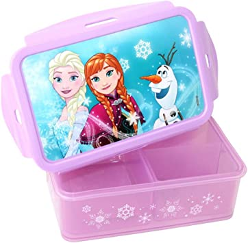 Disney Caja Merienda | Lunch to Go Frozen | Caja de Desayuno ...