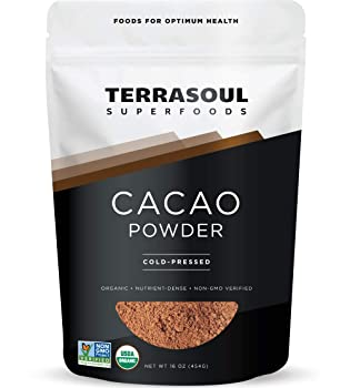Terrasoul Superfoods Organic For Keto Cocoa Powder