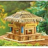 Cheap Beachcombers Tiki Bar Birdhouse