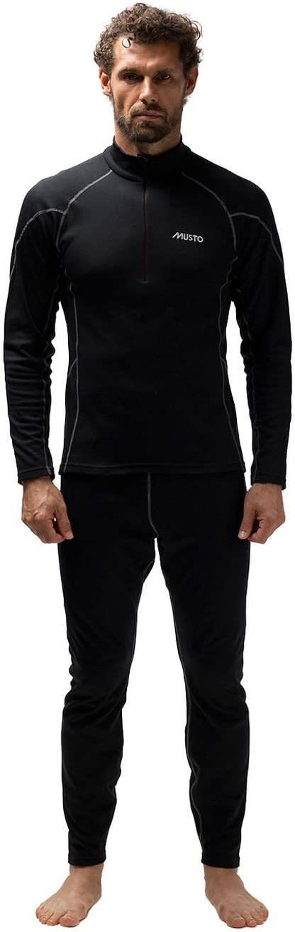 Musto Thermal Trousers in BLACK - SU3579 Sizes- - Small: Amazon.es: Deportes y aire libre