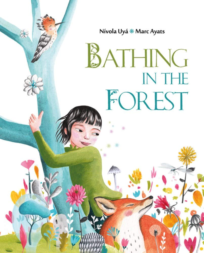 Image result for little bathing in the forest