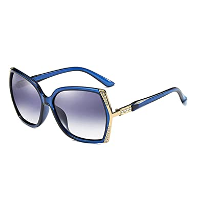 c493c35ce3 Polarized Sunglasses Women Luxury Rhinestone For Driving UV Ladies Shades  With Case 6570