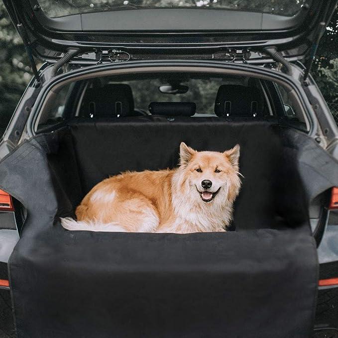 Kharic Kofferraumschutz Für Hunde Mit Seitenschutz Elektronik