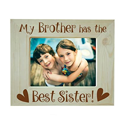 Buy Yaya Cafetm Birthday Sister Photo Frame For Table My Brother Has