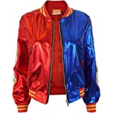 Cosplay Jacket for The Film Character Costumes Red and Blue