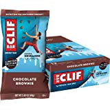 CLIF BAR Chocolate Brownie - 12 x 68g, 816 g, Chocolate Brownie, 2.4 Ounce (160006)