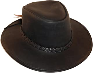 product image for Head 'N Home Bravo Leather Hat