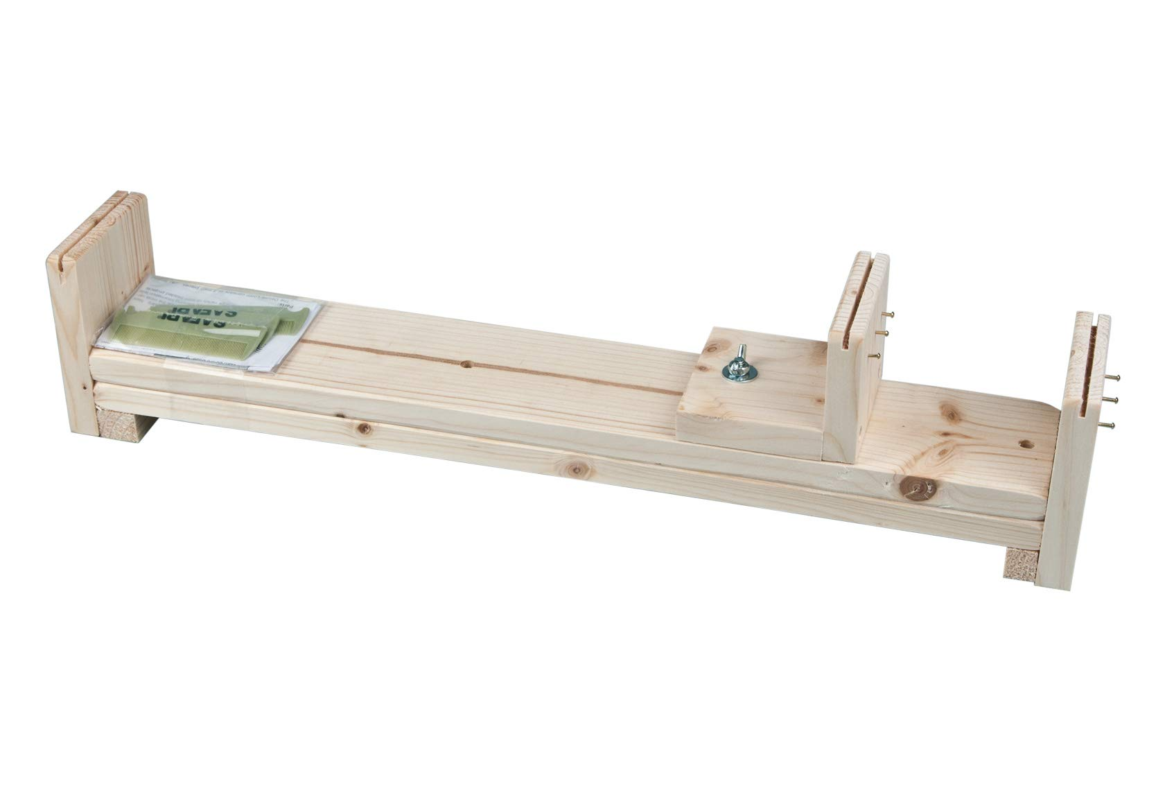 Deluxe Adjustable Bead Loom by Missouri River