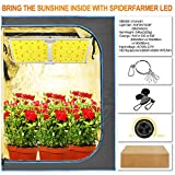 Uoiuxc Samsung LED Grow Lights for Indoor Plants