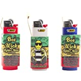 Bee Wick Hemp Wick Dispenser/Lighter Sleeve 3 Pack! (8 FT Each)
