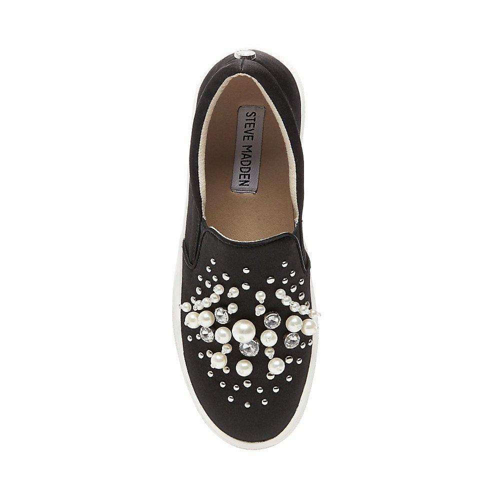 ad21786537a Steve Madden Women's Glamour Fashion Sneaker