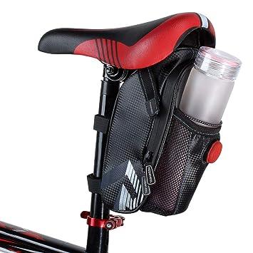 Amazon Com Roswheel Bike Saddle Bag Mountain Bicycle Seat Pack
