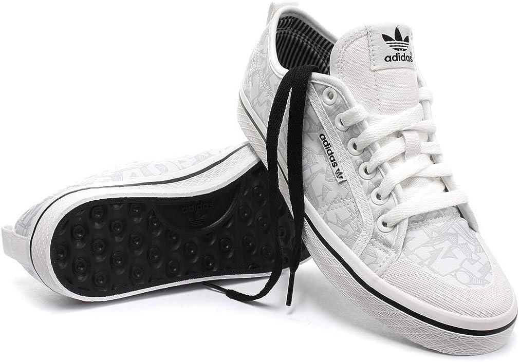 adidas Honey Low w Damen Freizeitschuh, Weiß, Schuhgröße:38