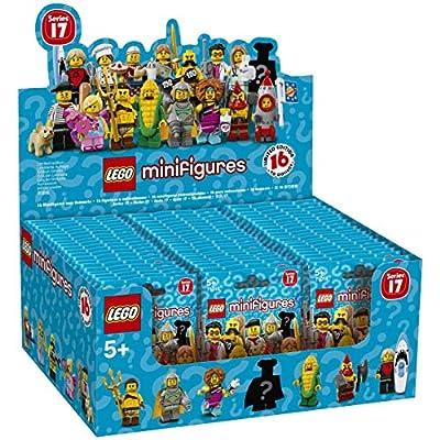 Lego Mini Figure Series 17: Toys & Games