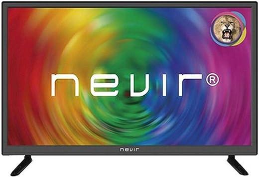 TV LED 24 Nevir NVR-7707-24RD2-N HD Ready - TV LED: BLOCK: Amazon.es: Electrónica