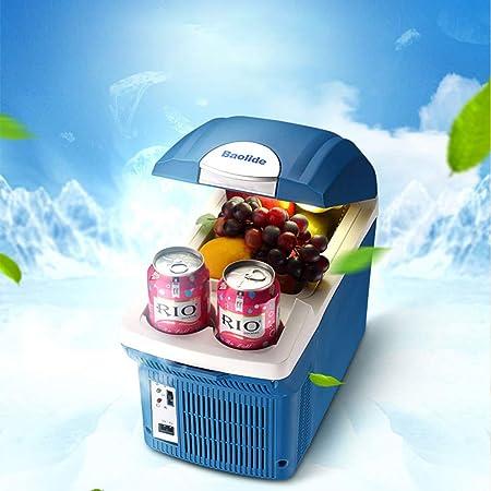 SWJ 6L Mini refrigerador 12V automóvil refrigerador Mini ...