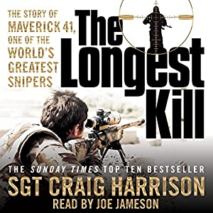 The Longest Kill Hörbuch