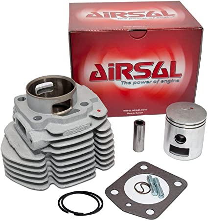 AV88 Kit cylindre 50/cc AIRSAL Sport pour Mobylette campera