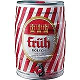 2 Fässer a 5,0 Liter Früh Kölsch Partyfass Dose Bier 4,8% thumbnail