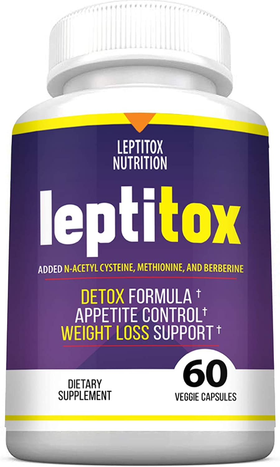 Box Inside Leptitox  Weight Loss