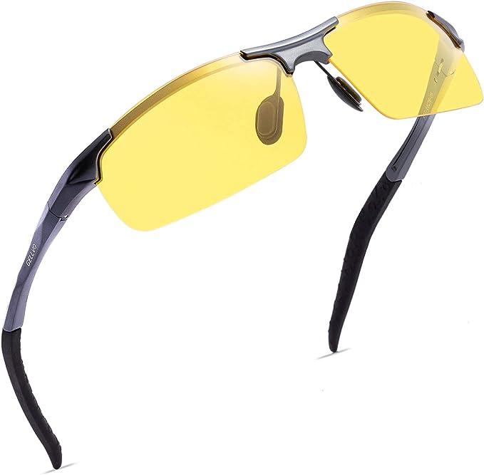 Amazon.com: Gafas de sol polarizadas para conducción ...