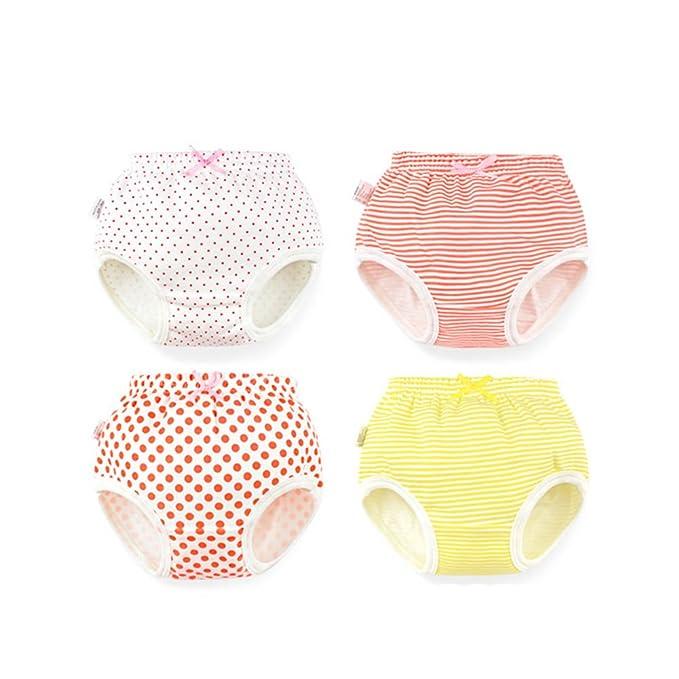 Tancurry ❣Baumwolle Baby M/ädchen Weich 3Set Unterhosen Trendy Unterw/äsche Windelhose