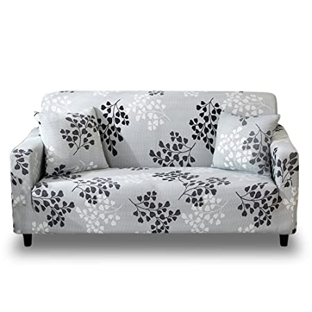 Swell Hotniu 1 Piece Stretch Sofa Couch Covers Pattern Fitted Armchair Loveseat Slipcover Universal Elastic Fabric Settee Sectional Furniture Protector 4 Uwap Interior Chair Design Uwaporg