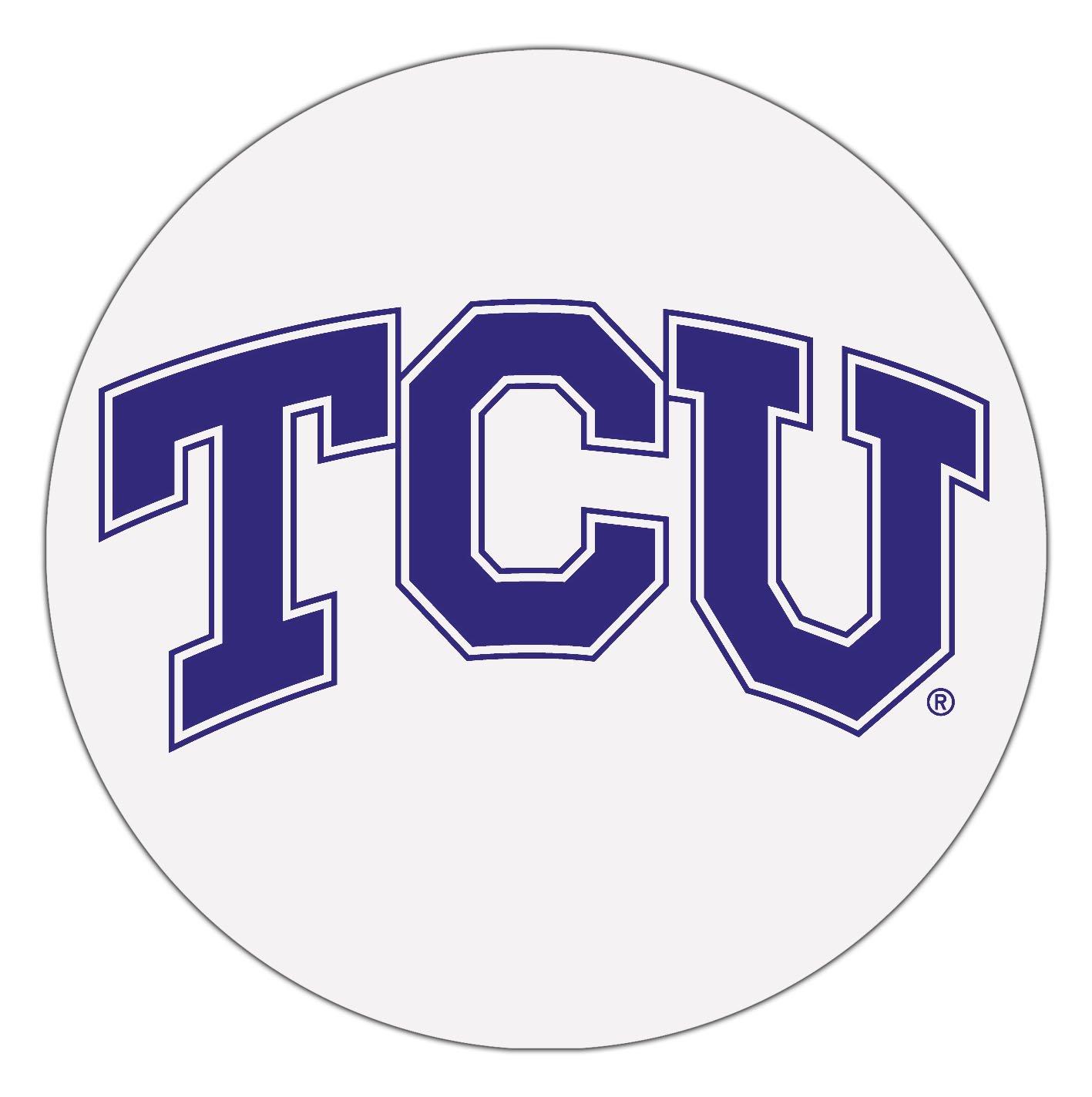 Thirstystone Stoneware Coaster Set, Texas Christian University