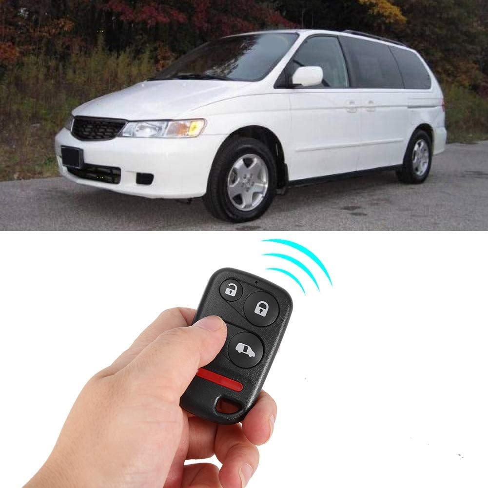5 Button Remote Car Key OUCG8D-440H-A 308Mhz Fit for Honda Odyssey 2001-2004 Gorgeri Car Key