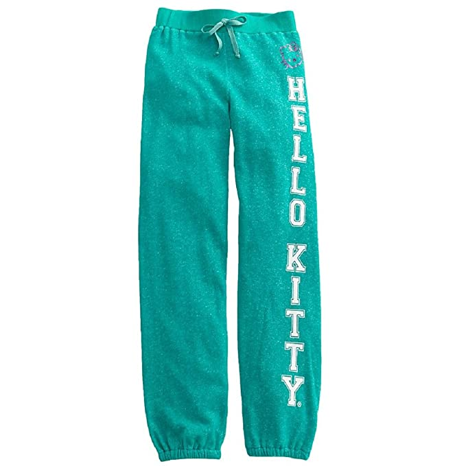 d98360db3 Hello Kitty Big Girls' Marled Jogger Pants: Amazon.ca: Clothing ...