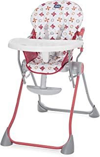 Pocket Meal Red Highchair - Chicco