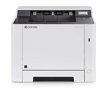 Kyocera Ecosys P5021cdw Colour and Black/White Duplex Laser Printer  Up to  21 Pages per Minute  Mobile Print Support