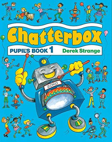 New chatterbox: level 1: audio cd: mary charrington: 9780194728065.