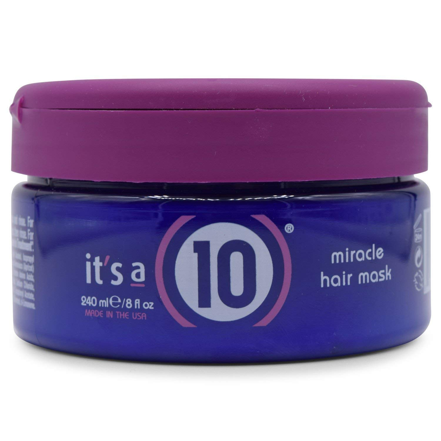 It's a 10 Miracle Hair Mask 8oz/240ml