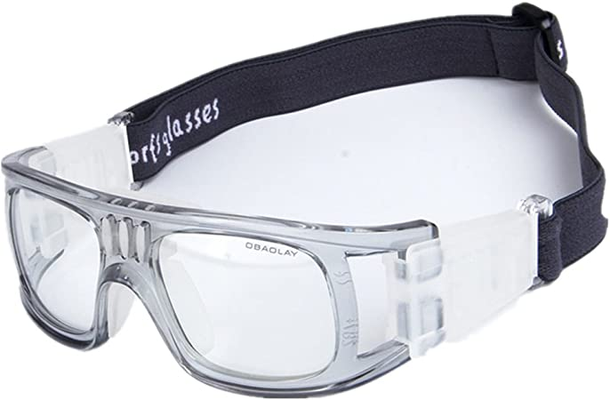 Sport protective eyewear Rx safety goggles glasses basketball football soccer