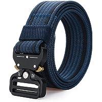 TINERS Cinturones Tácticos para Hombres Y Mujeres, Cinturón
