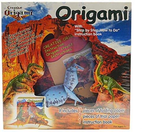 Yasutomo Deluxe Origami - 1