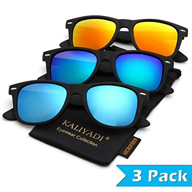 0679d13c5ae Amazon.com  Polarized Sunglasses for Men and Women
