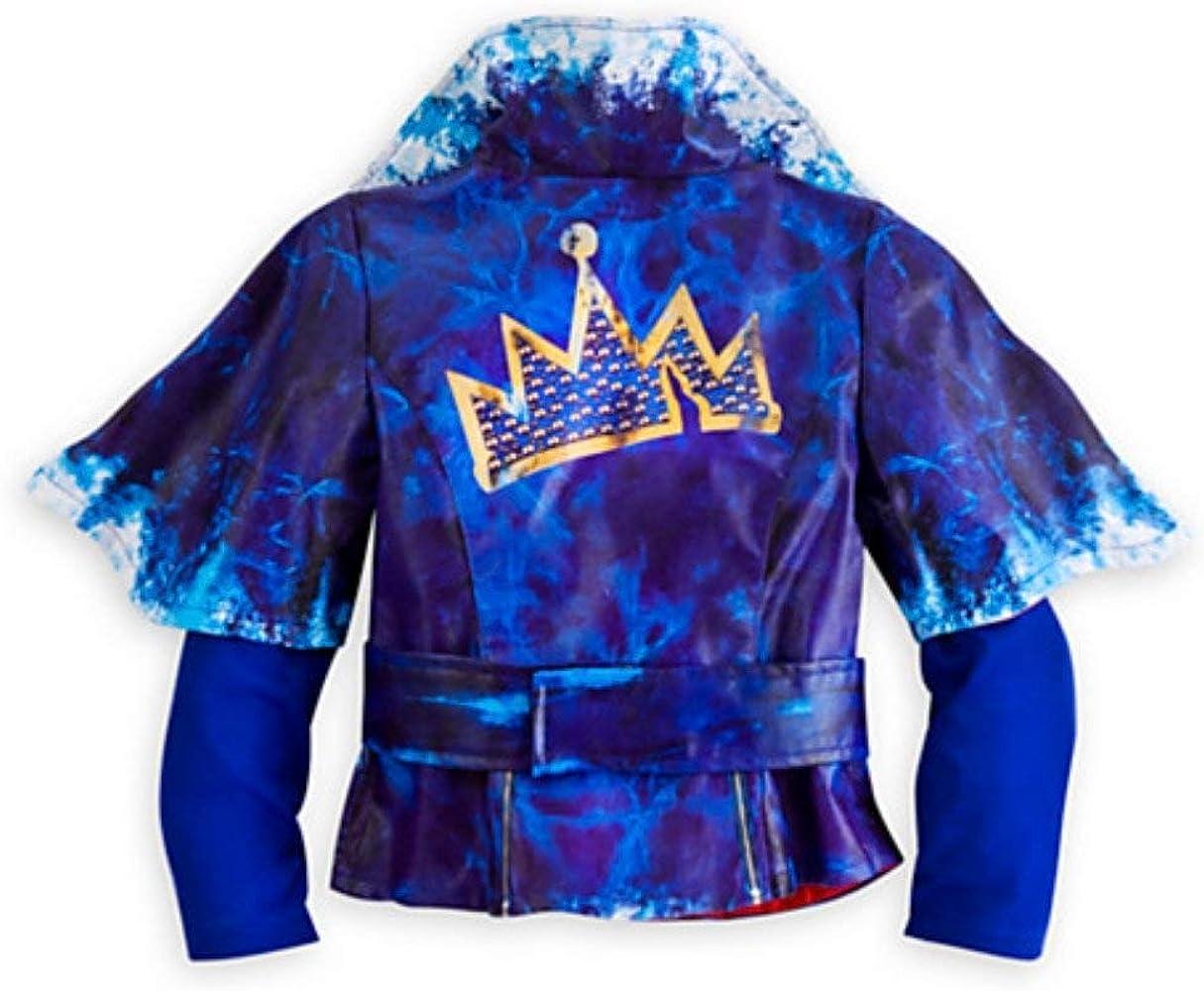 Tienda de Disney – Descendientes Evie disfraz para niñas: Amazon ...